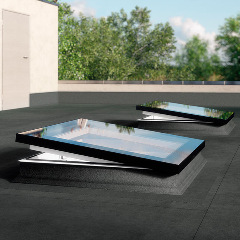 Fakro Flat Roof Windows