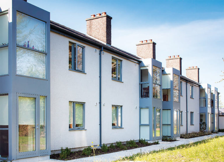 Dublin Social Housing Retrofit