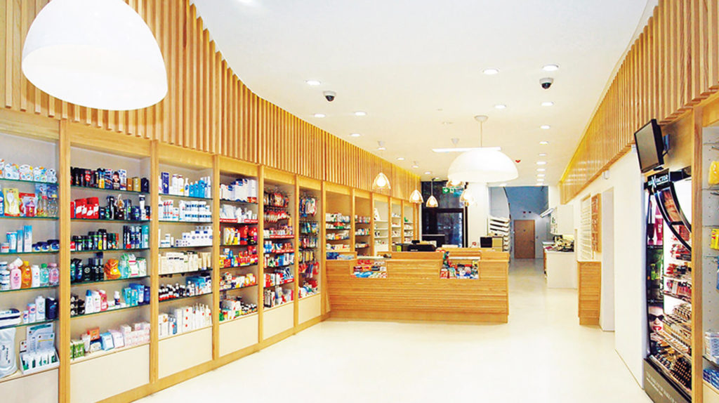 First Passive House Pharmacy