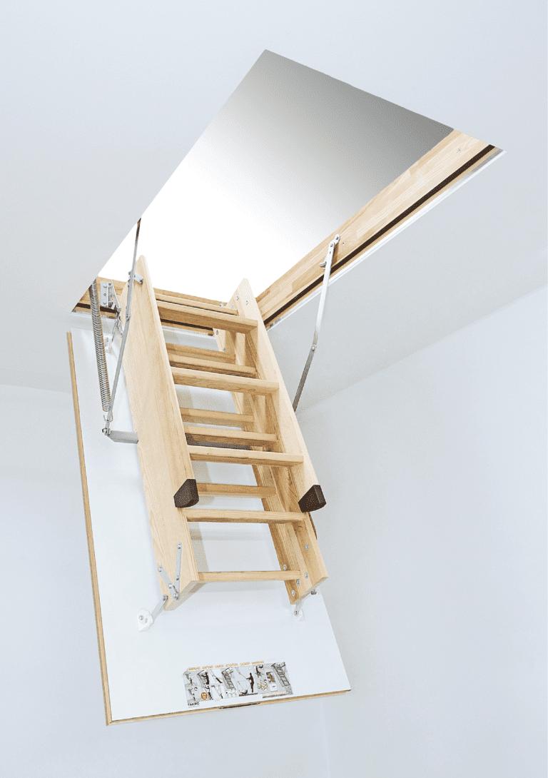 Loft Ladder Section